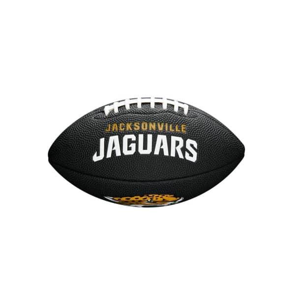 Jacksonville Jaguars NFL Wilson Mini Football Schwarz