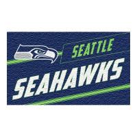 Seattle Seahawks Punch Print NFL Kokos Fußmatte