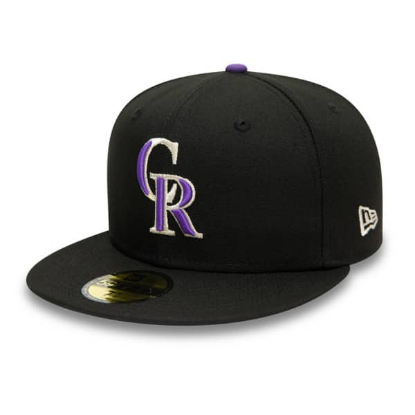 Colorado Rockies Authentic 59FIFTY Fitted MLB Cap Game