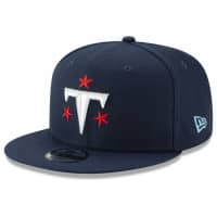 Tennessee Titans Logo Elements 9FIFTY Snapback NFL Cap