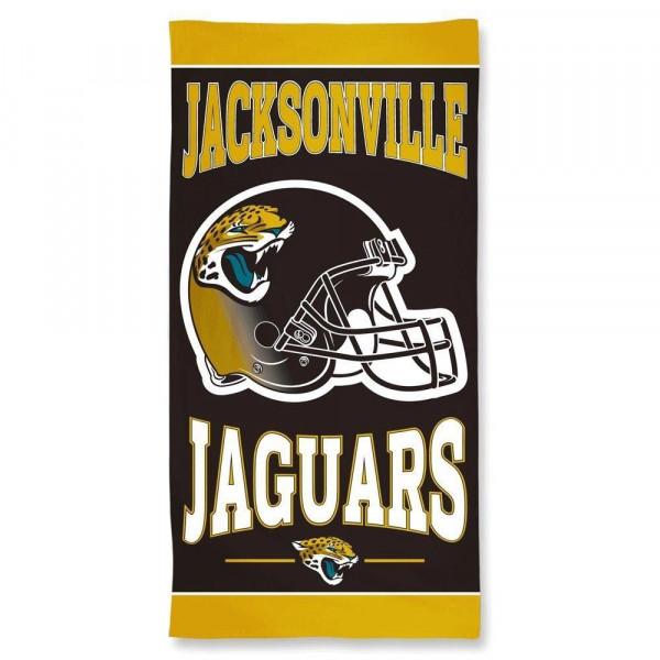 Jacksonville Jaguars Helmet NFL Strandtuch
