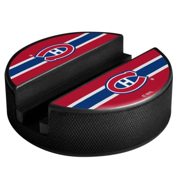 Montreal Canadiens NHL Puck Media Device Holder