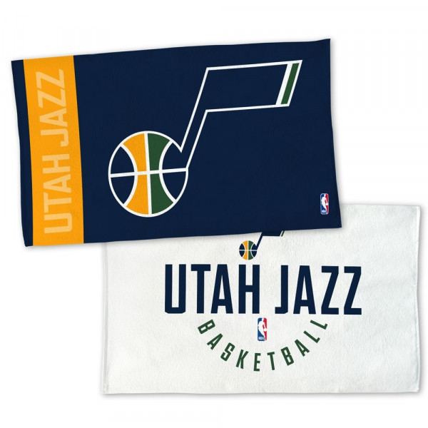 Utah Jazz NBA On-Court Bench Handtuch
