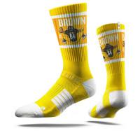 Antonio Brown #84 Pittsburgh Goal Post Jump NFL Socken