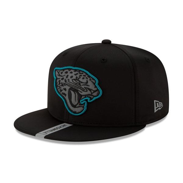 Jacksonville Jaguars 2020 NFL OTA New Era 9FIFTY Snapback Cap