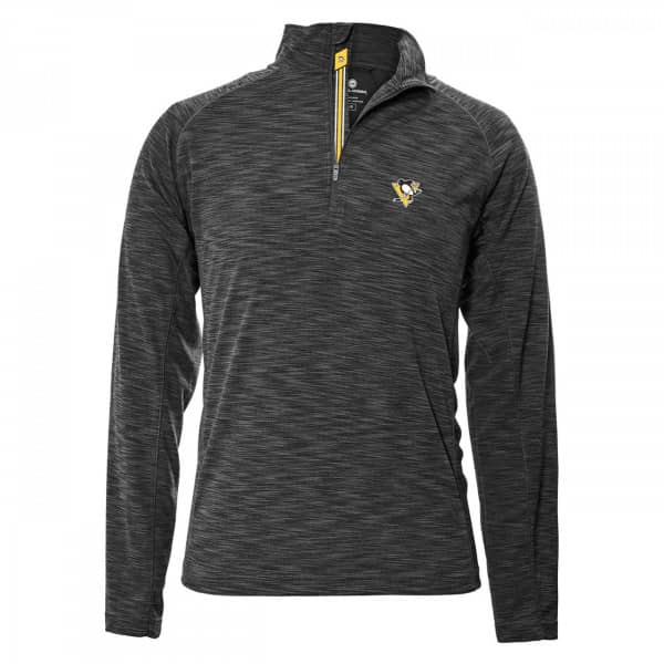 Pittsburgh Penguins Mobility Quarter Zip NHL Shirt
