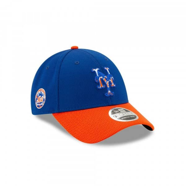 New York Mets 2020 Spring Training Stretch-Snap 9FORTY MLB Cap