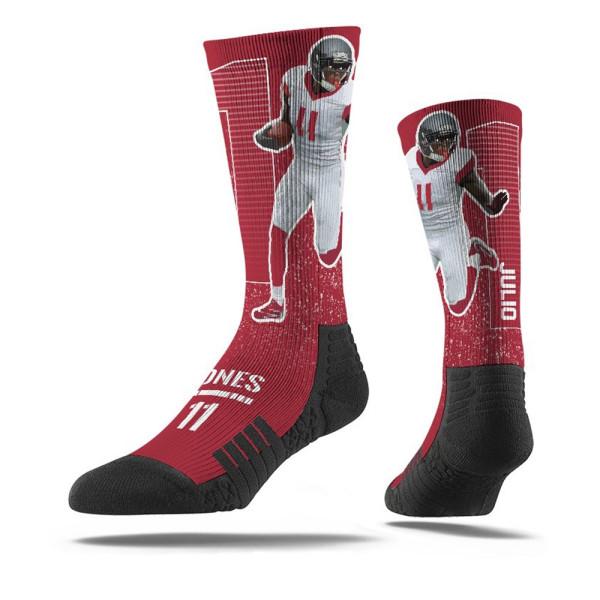 Julio Jones #11 Atlanta Stiff Arm NFL Socken