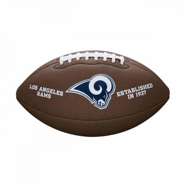 Los Angeles Rams Composite Full Size NFL Football