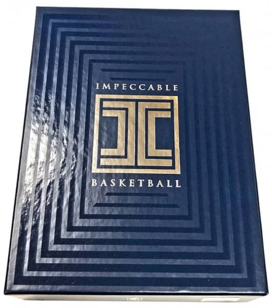 2018/19 Panini Impeccable Basketball Hobby Box NBA