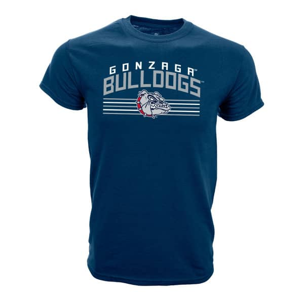 Gonzaga Bulldogs Garrison NCAA T-Shirt