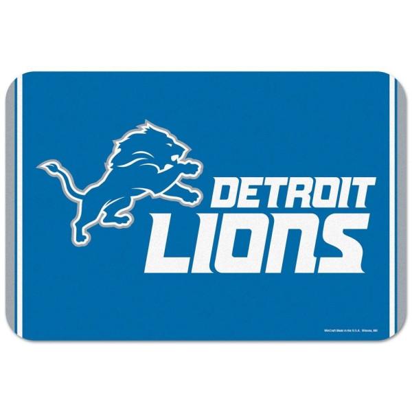 Detroit Lions Team Logo NFL Fußmatte