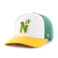 Minnesota North Stars Cold Zone MVP DP Snapback NHL Cap