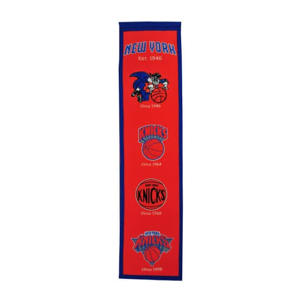 New York Knicks NBA Premium Heritage Banner