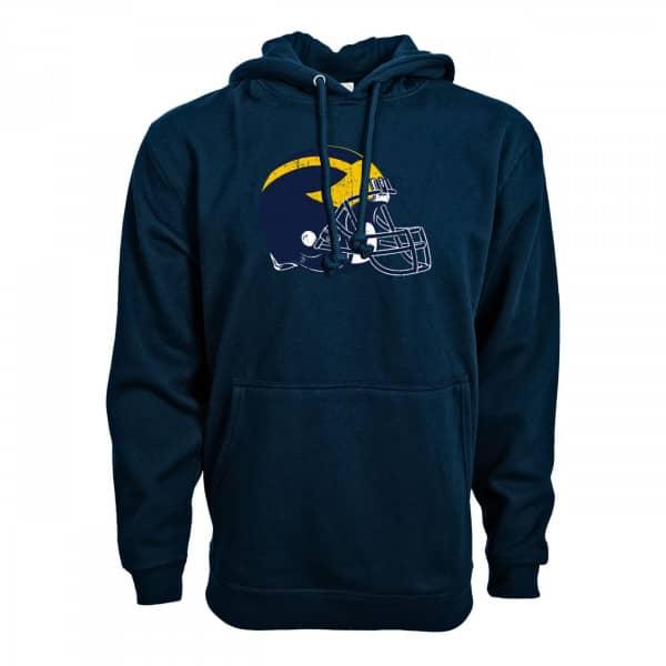 Michigan Wolverines Lineage NCAA Hoodie Sweatshirt
