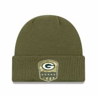 Green Bay Packers 2019 On-Field Salute to Service NFL Beanie Wintermütze