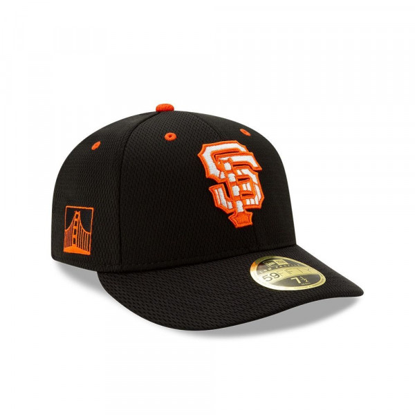 San Francisco Giants 2020 Authentic Spring Training Low Profile 59FIFTY MLB Cap