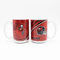 Tampa Bay Buccaneers Dynamic Jumbo NFL Becher (440 ml)