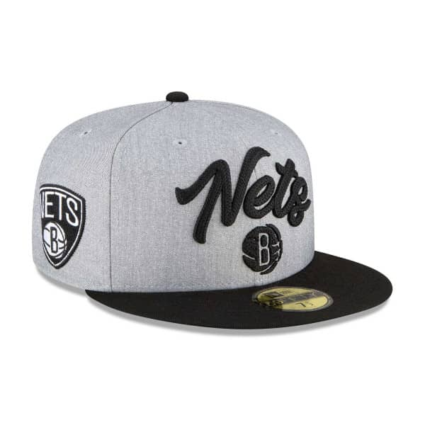 Brooklyn Nets Authentic 2020 NBA Draft New Era 59FIFTY Fitted Cap
