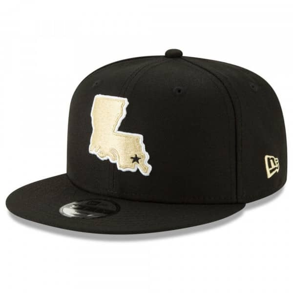 New Orleans Saints Logo Elements 9FIFTY Snapback NFL Cap