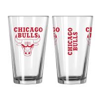 Chicago Bulls Gameday NBA Pint Glas (470 ml)