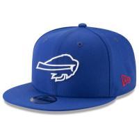 Buffalo Bills Logo Elements 9FIFTY Snapback NFL Cap