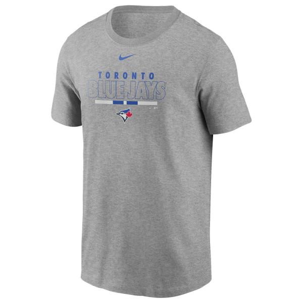 Toronto Blue Jays Nike Color Bar MLB T-Shirt