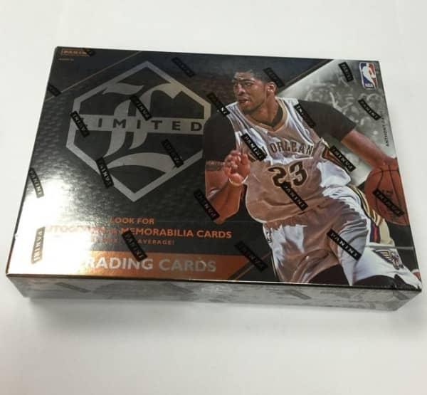 2015/16 Panini Limited Basketball Hobby Box NBA