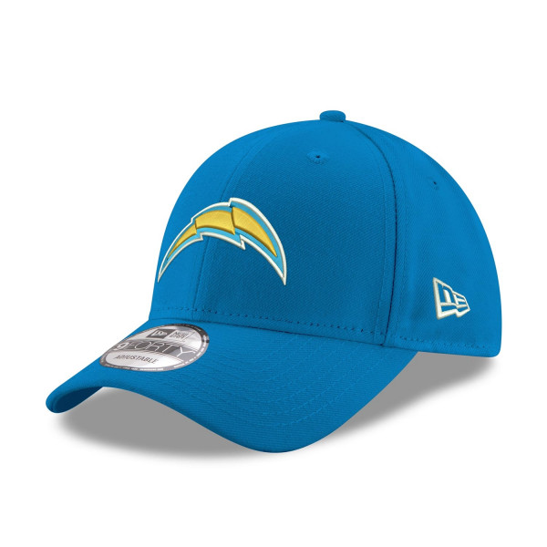 Los Angeles Chargers First Down New Era Adjustable NFL Cap