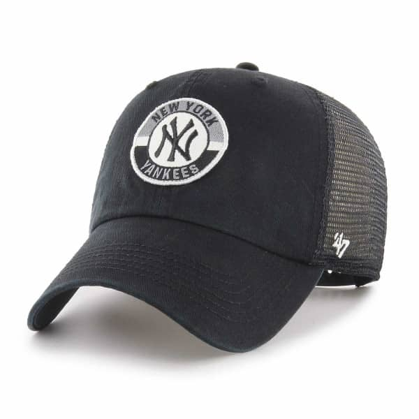 New York Yankees Porter Clean Up Snapback MLB Cap