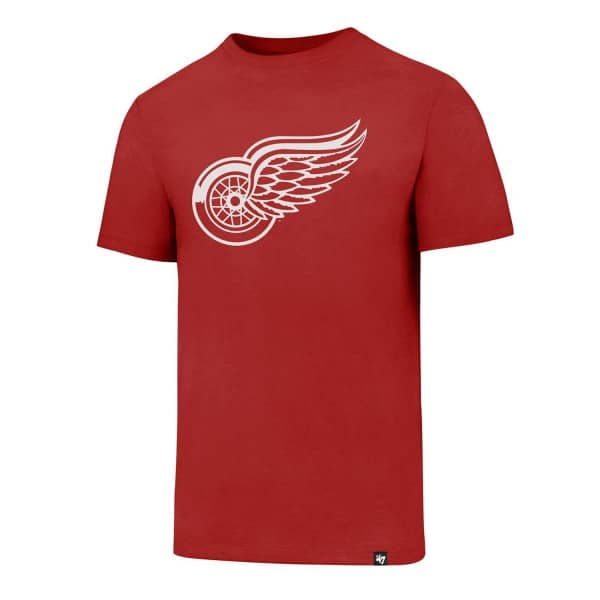 Detroit Red Wings Club Logo NHL T-Shirt