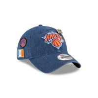 New York Knicks 2018 NBA Draft 9TWENTY Adjustable Cap Denim