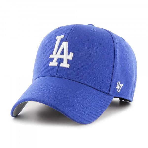 Los Angeles Dodgers '47 MVP Adjustable MLB Cap Blau