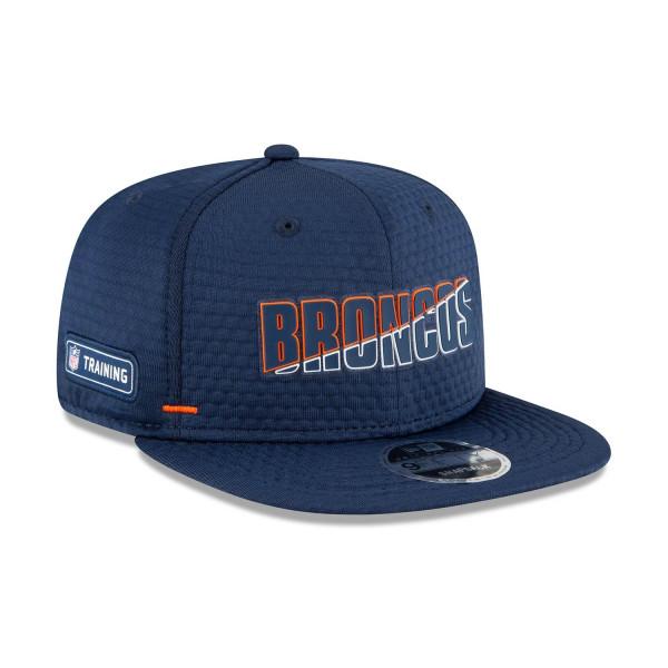 Denver Broncos 2020 Summer Sideline New Era Original Fit 9FIFTY Snapback NFL Cap