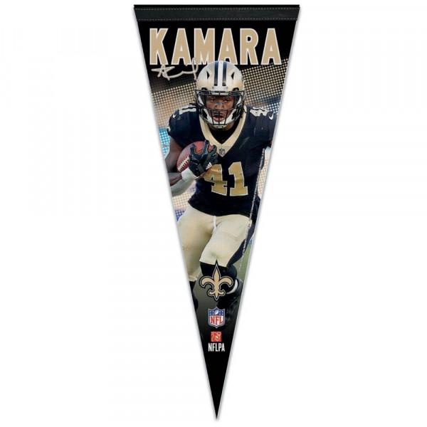 Alvin Kamara New Orleans Saints NFL Wimpel