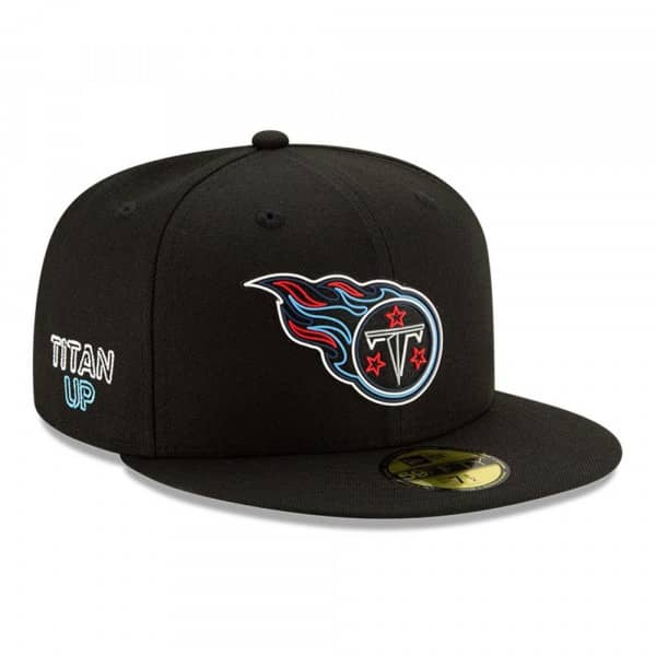 Tennessee Titans Official 2020 NFL Draft New Era 59FIFTY Fitted Cap