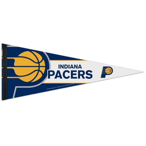 Indiana Pacers Big Logo Premium NBA Wimpel