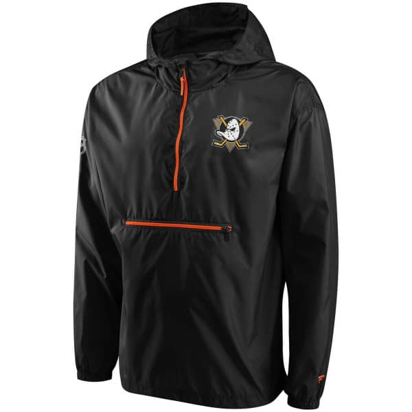 Anaheim Ducks BTB Packable Fanatics Lightweight NHL Jacke