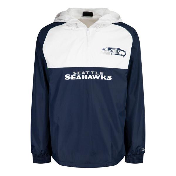 Seattle Seahawks 2019 Color Block NFL Windbreaker Jacke
