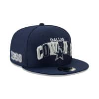 Dallas Cowboys 2019 NFL 1990s Sideline 9FIFTY Snapback Cap Home