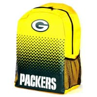 Green Bay Packers Fade NFL Rucksack