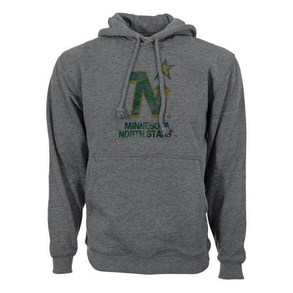 Minnesota North Stars Vintage Retro NHL Hoodie