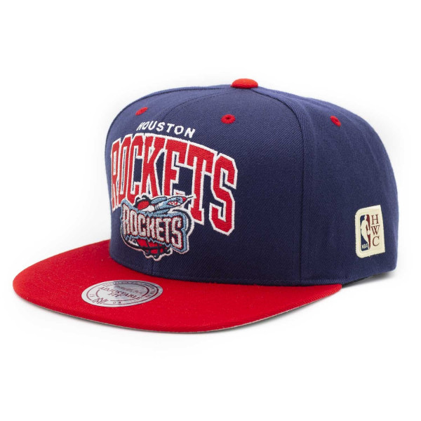 Houston Rockets Team Arch Snapback NBA Cap 2.0