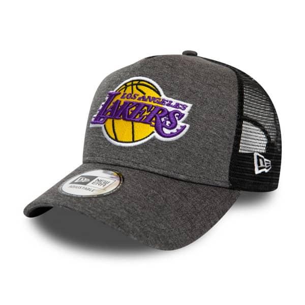 Los Angeles Lakers Shadow Tech Trucker NBA Cap