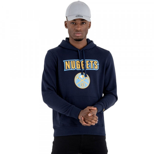 Denver Nuggets Team Logo Hoodie NBA Sweatshirt