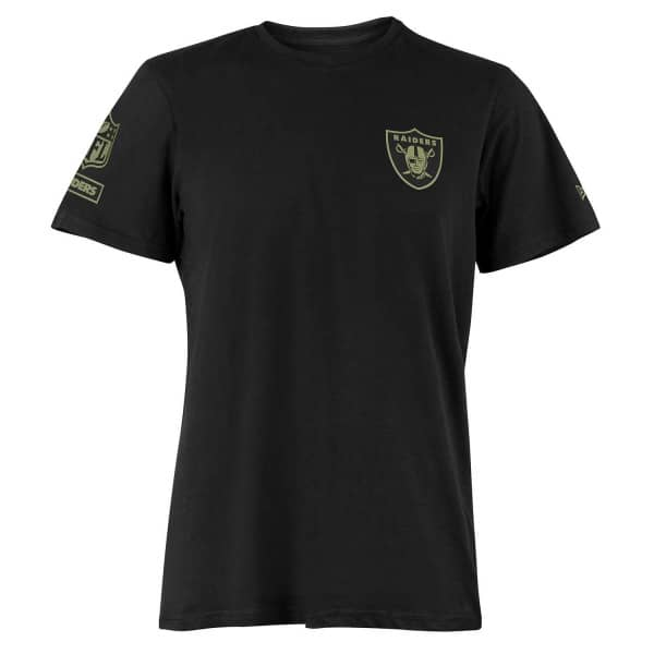 Oakland Raiders 2018 Camo Collection NFL T-Shirt