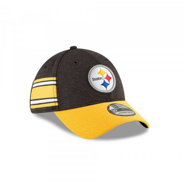 Pittsburgh Steelers 2018 NFL Sideline 39THIRTY Flex Cap Home