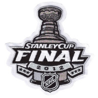 Stanley Cup 2012 Finals NHL Patch / Aufnäher