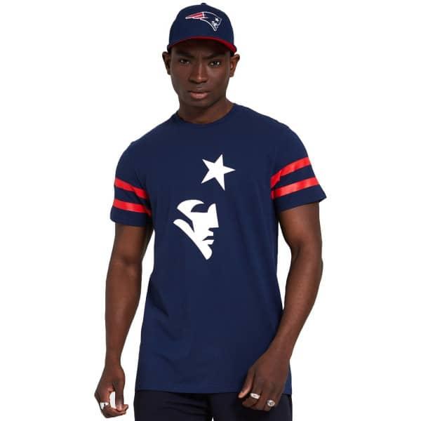 New England Patriots New Era Logo Elements NFL T-Shirt