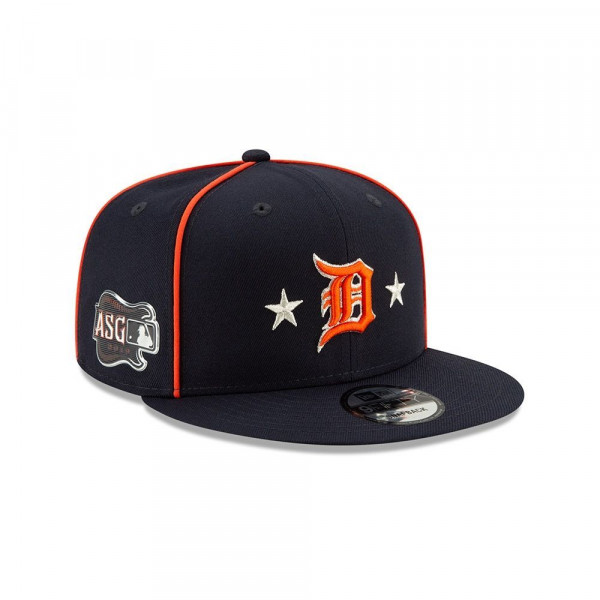 Detroit Tigers 2019 MLB All Star Game 9FIFTY Snapback Cap